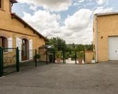 Entrée du Gîte du Moulin 2proche Muret.Toulouse